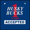 husky bucks icon
